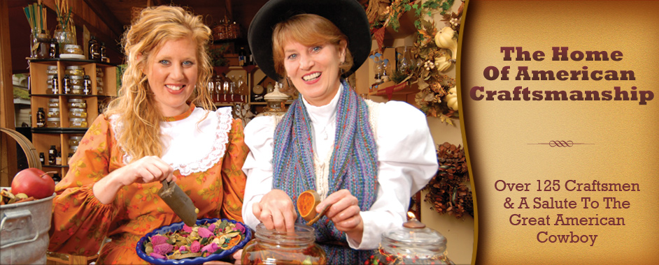 Silver Dollar City's National Harvest Festival