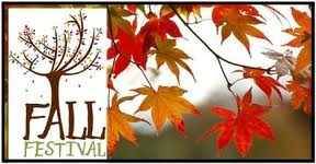Fall Festivals are upon us!